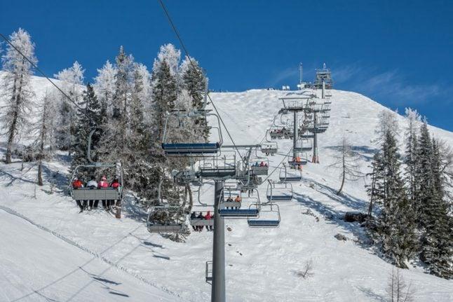 Pregnant Swede among eight injured in Georgia ski lift crush
