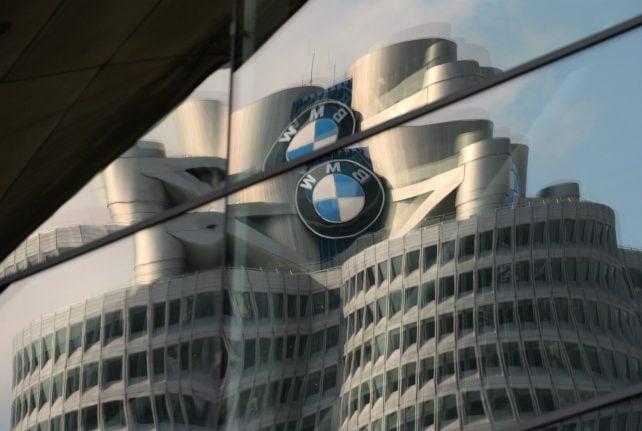 Prosecutors raid BMW headquarters, suspecting 11,400 cases of fraud
