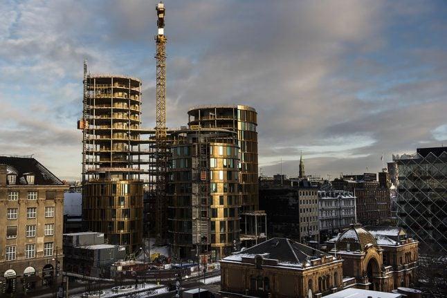 49 tower blocks to be built in Copenhagen: report