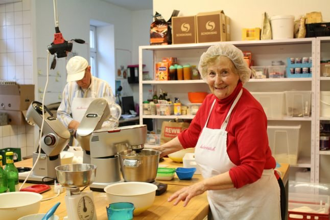 The Munich startup trying to tackle old-age loneliness through Oma's baking