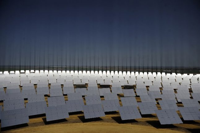 Solar seeks its place under the Spanish sun