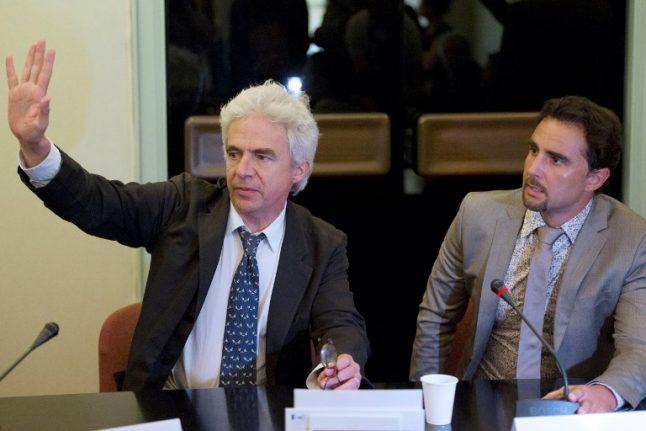 """I don't believe in Swiss justice"": HSBC whistleblower Falciani"