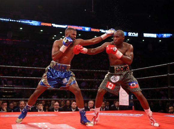 Swedish boxer Badou Jack misses title after draw with Canada's Adonis Stevenson