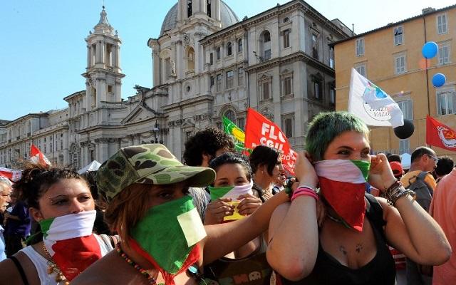 Italy wiretaps bill could aid mafia and harm press freedom, critics say