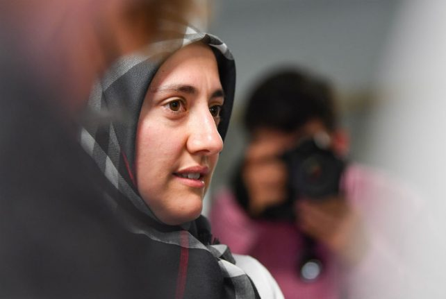 Berlin court bars woman with headscarf from teaching in primary school
