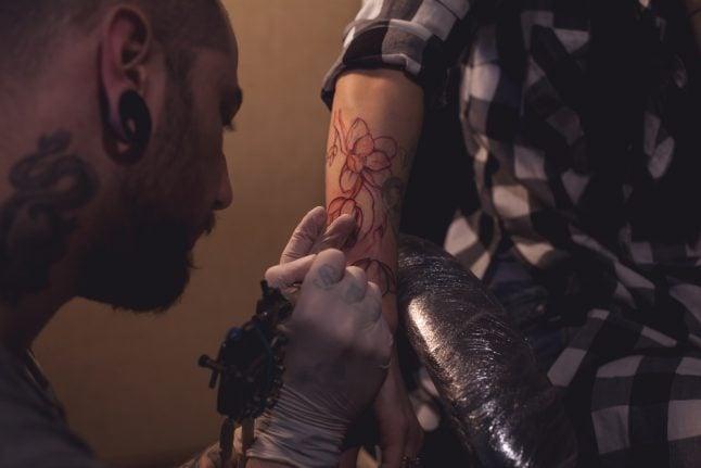 Swedish mum renames son after tattoo typo