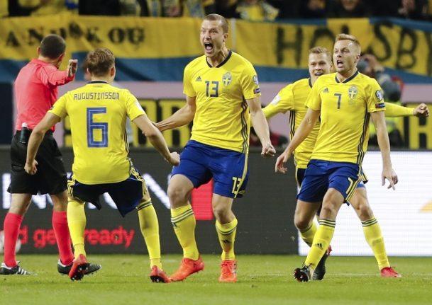 Sweden's injured World Cup hero Jakob Johansson signed by Rennes
