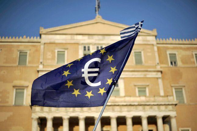 Germany made billions on Greece's debt crisis, Berlin confirms