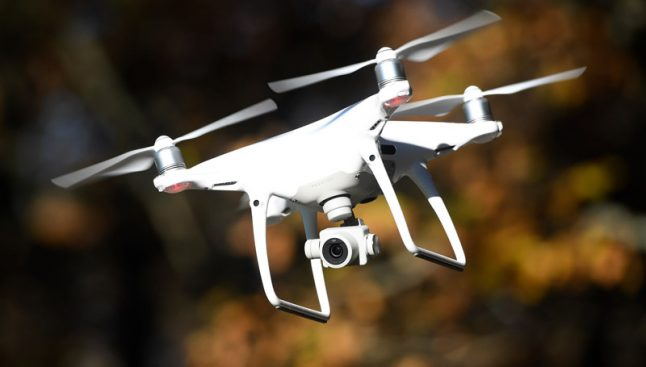 Sunbathing Swedish woman reports neighbour for watching her with drone