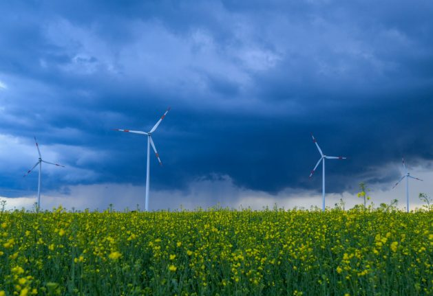 Renewable energy production in Germany reaches new high