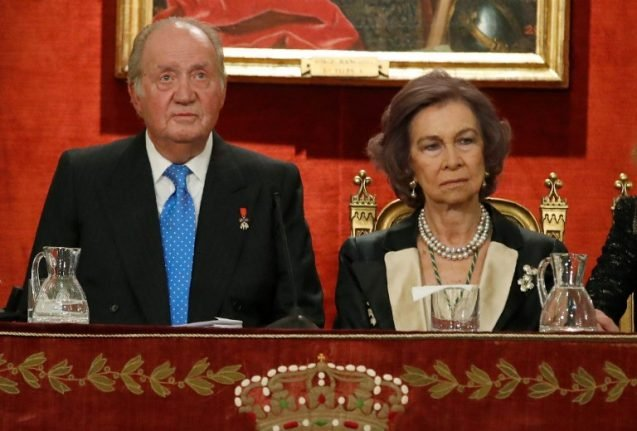 Controversy as Spain's King Juan Carlos accused of getting tax amnesty