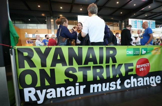 What you need to know about the Ryanair strike