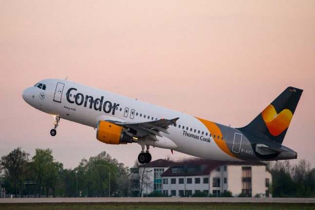 German plane makes emergency landing following bomb threat