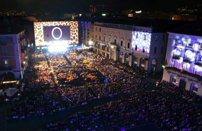 Switzerland's Locarno Festival kicks off 71st edition with an eclectic program featuring 293 films