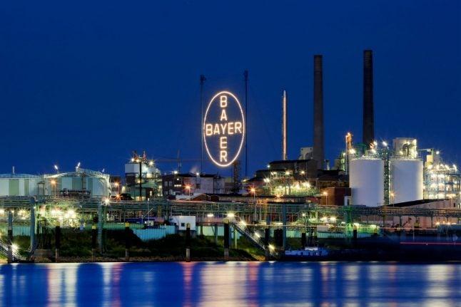 Bayer stock plummets after Monsanto ruling