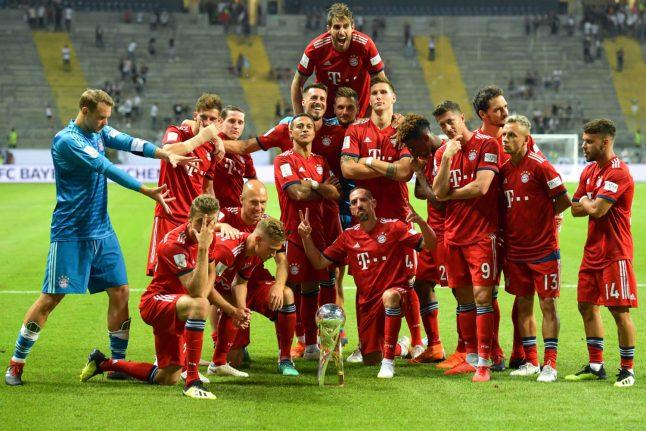 Who can end Bayern Munich's Bundesliga dominance?
