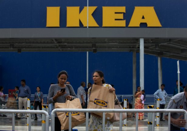 Ikea plans to open its first store in Ukraine next year