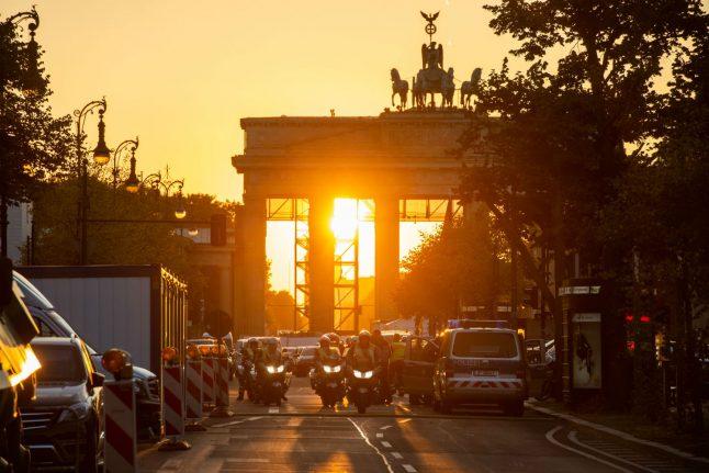 'Chaos' in Berlin as Merkel and Erdogan try to repair ties