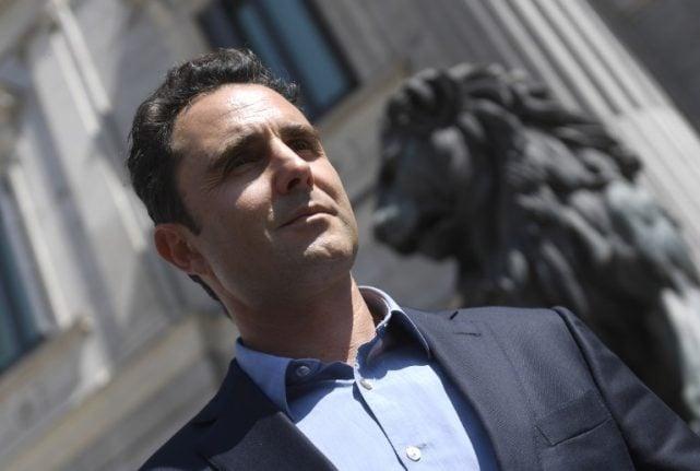 Spain rejects extraditing 'Swiss Leaks' Hervé Falciani