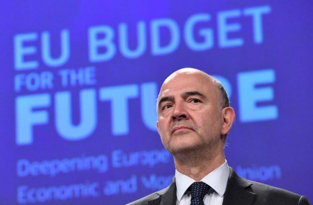 EU urges Italy to stick to 'sensible' budget as Rome pledges anti-austerity spending spree