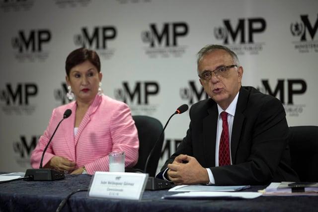 Guatemala anti-corruption duo wins Sweden's 'alternative Nobel prize'