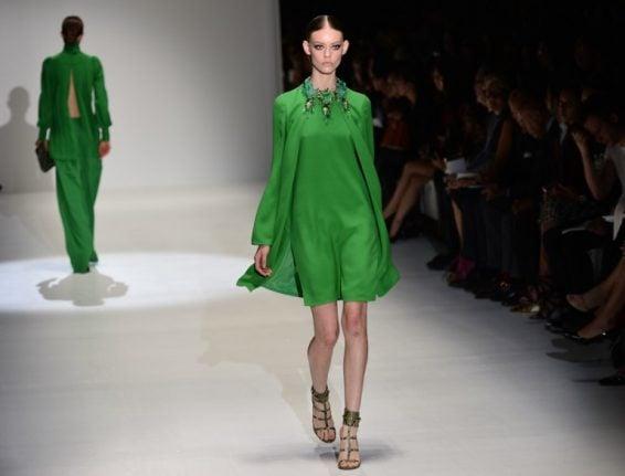 Milan Fashion Week embraces 'green' fashion and sustainability
