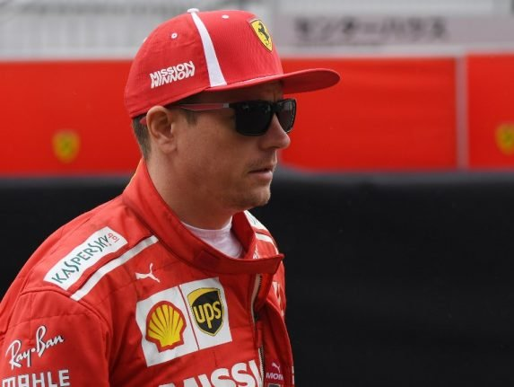 Formula One driver Raikkonen fined for colliding with parked car in Switzerland