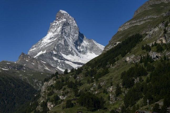 Remains of missing Japanese hiker found on Matterhorn