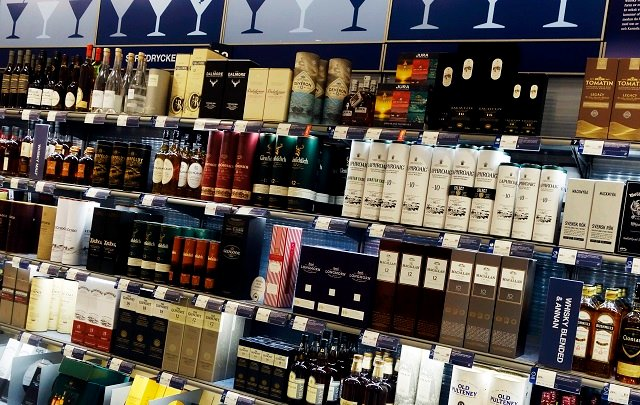 Systembolaget sells rare whisky to lucky shoppers at bargain price