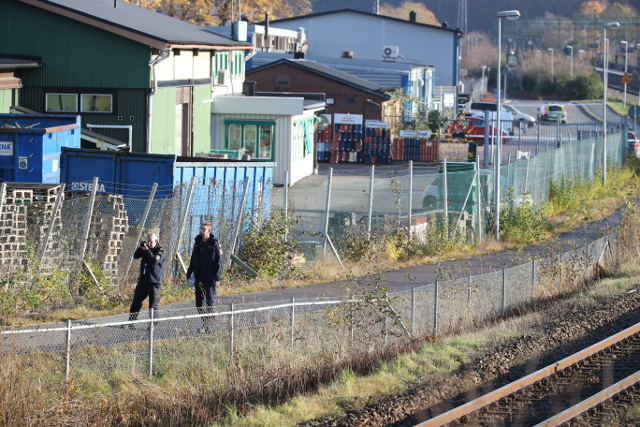 11 held after suspected biker gang shootout wounds 8 in Sweden