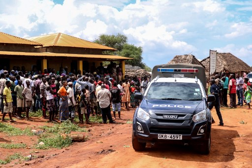 20 people held in Kenya over Italian aid worker kidnapping