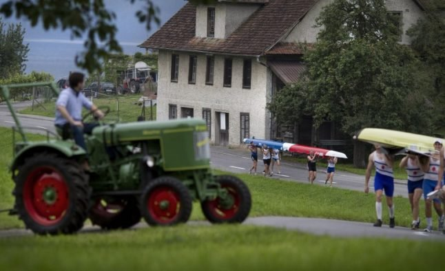 Concerns over high suicide rate among Swiss farmers