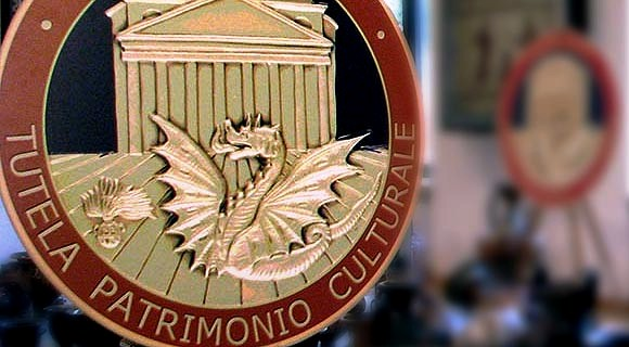 Italy to crack down on art crime after stolen artefacts recovered in USA