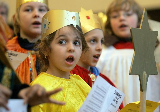 These German children's songs bring tears to my eyes
