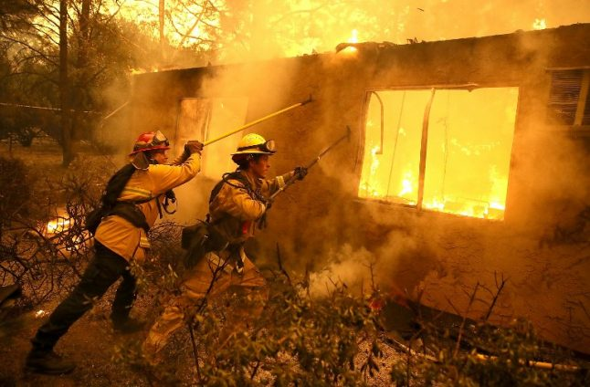 Disaster-linked losses in 2018 hit $155 billion: Swiss Re