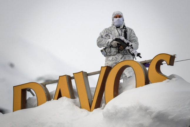 $10,000 hotel rooms (and other surprising numbers that tell the story of Davos)