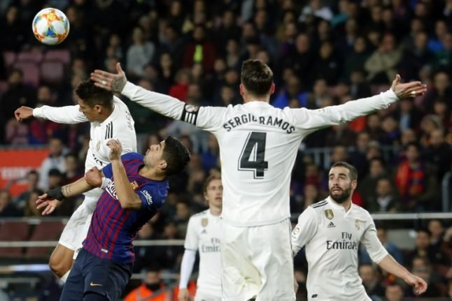 Real Madrid take upper-hand in Clasico clash with Barcelona