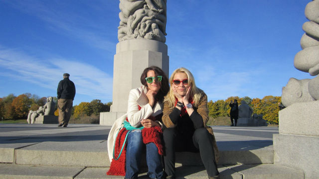 Meet the friends who will take you around Lisbon, Turin and Budapest