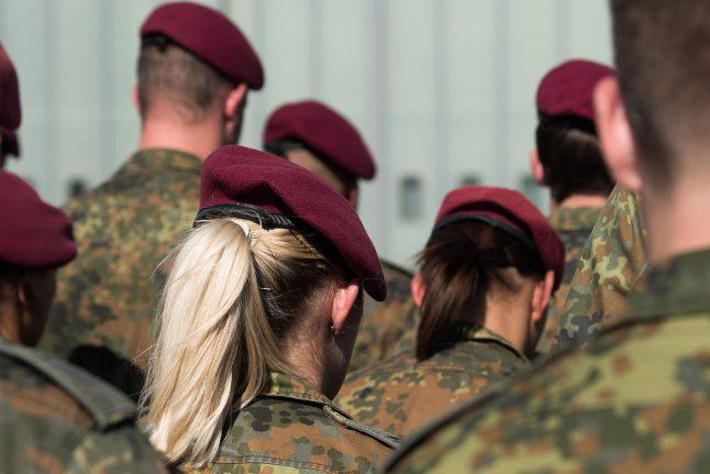 German court rules military 'goth' must cut hair and beard