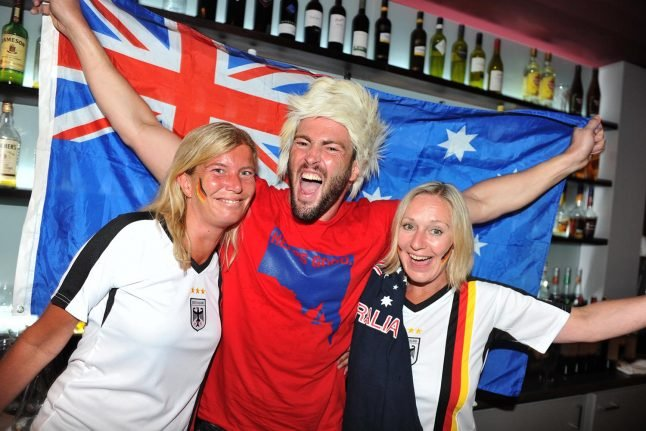 Australians in Germany: How many are there and where do they live?