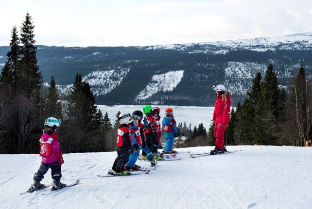 Where to ski and snowboard during Sweden's 'sportlov' break