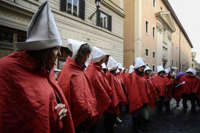 International anti-LGBT, anti-abortion congress opens in Verona