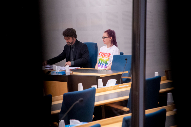 Swedish anti-deportation activist demands retrial