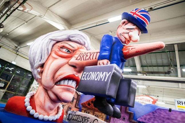 Storms threaten Carnival celebrations across west Germany