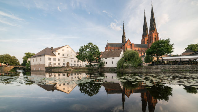 Sweden's cultural gem is just 30 minutes from Stockholm