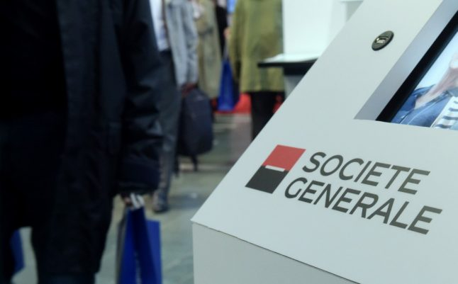 French banking giant Societe Generale 'to cut 1,600 jobs'