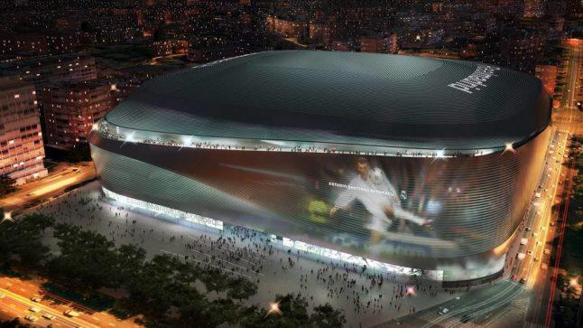 Real Madrid stadium revamp to start when season ends
