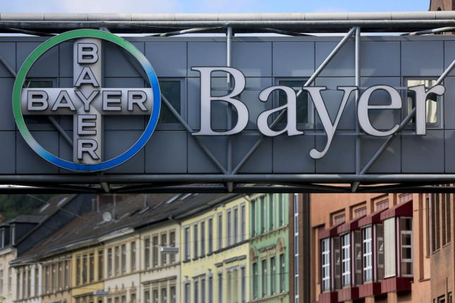 Bayer to cut 4,500 jobs in Germany