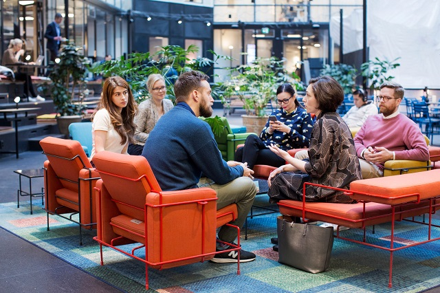 Ten great co-working spots across Stockholm for freelancers and entrepreneurs
