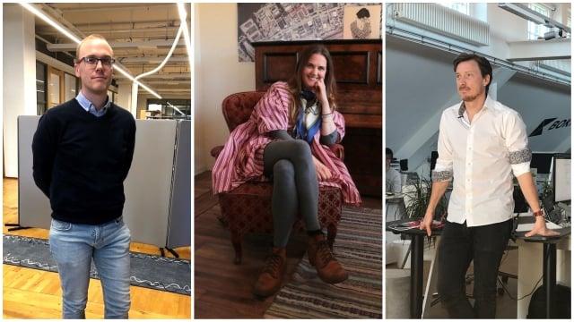 VIDEO: Why top entrepreneurs love Gothenburg